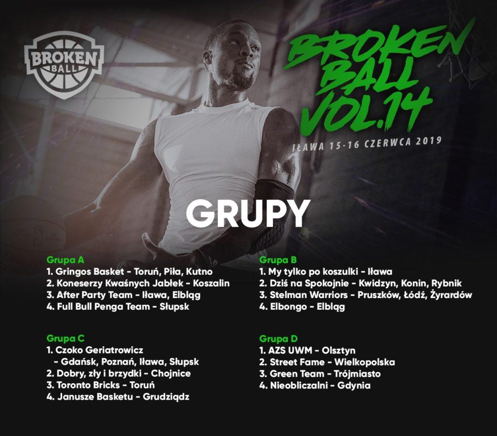 Grupy Broken Ball #14